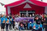Atlet DIY disambut warga Yogyakarta di Papua