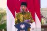 Presiden:  Ekonomi syariah peringkat 4 dunia tapi tak boleh berpuas diri