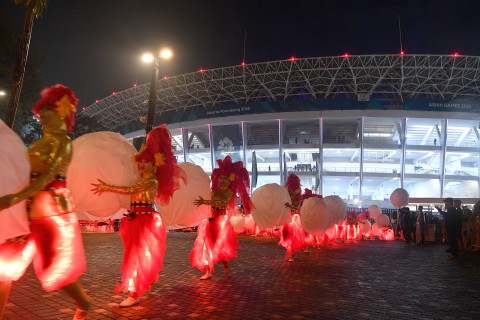 PENUTUPAN ASIAN GAMES 2018