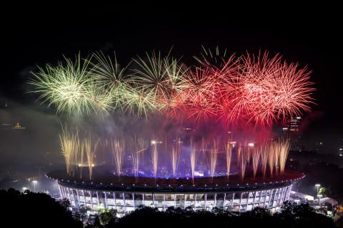 PENUTUPAN ASIAN GAMES 2018